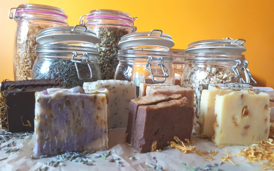 Vegan Soap Making Class